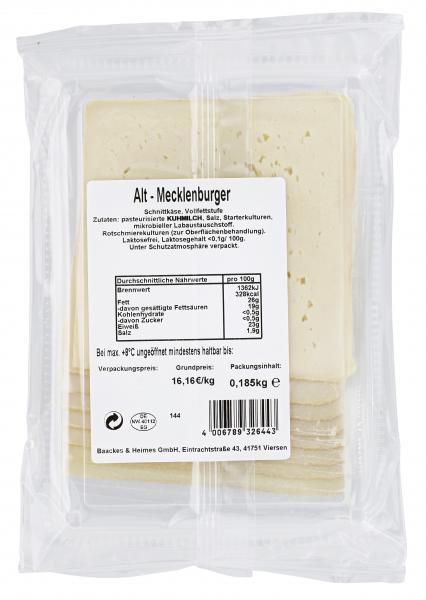Rücker Alt Mecklenburger
