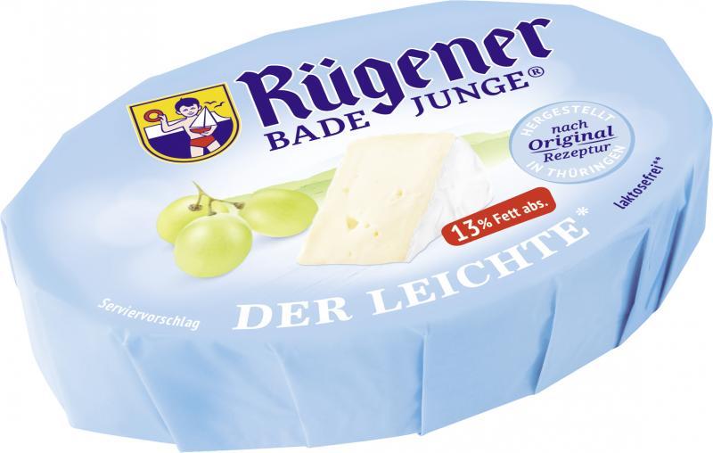 Rügener Badejunge Camembert Der Leichte