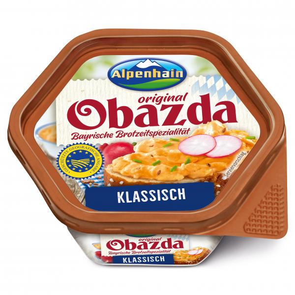 Alpenhain Obazda klassisch