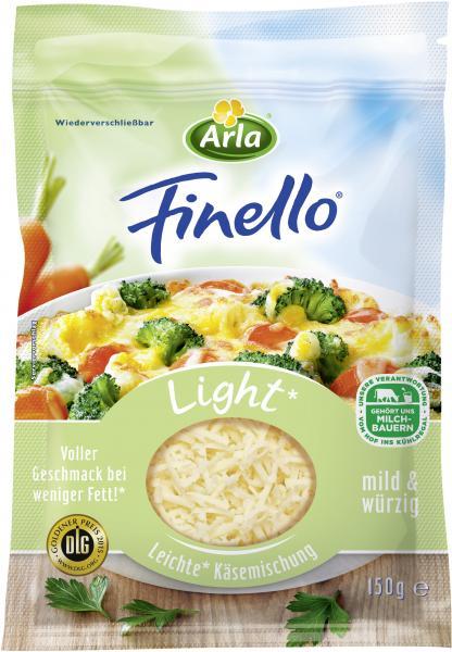 Arla Finello Leichter Genuss (gerieben)