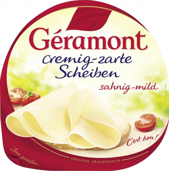 Géramont Cremig-zarte Scheiben sahnig-mild