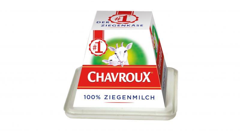 Chavroux Der milde Frischkäse aus Ziegenmilch