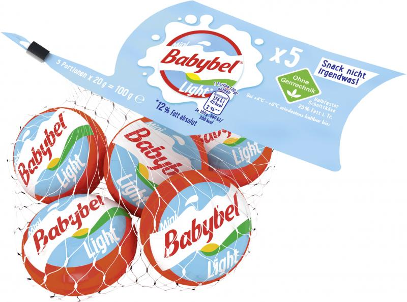 Mini Babybel light