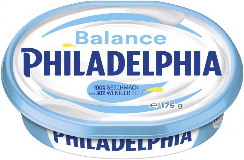 Philadelphia Frischkäse Balance