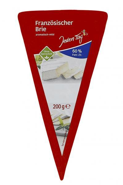 Jeden Tag Französischer Brie