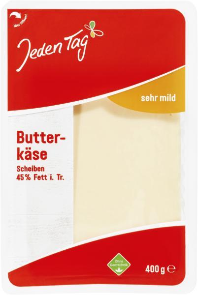 Jeden Tag Butterkäse