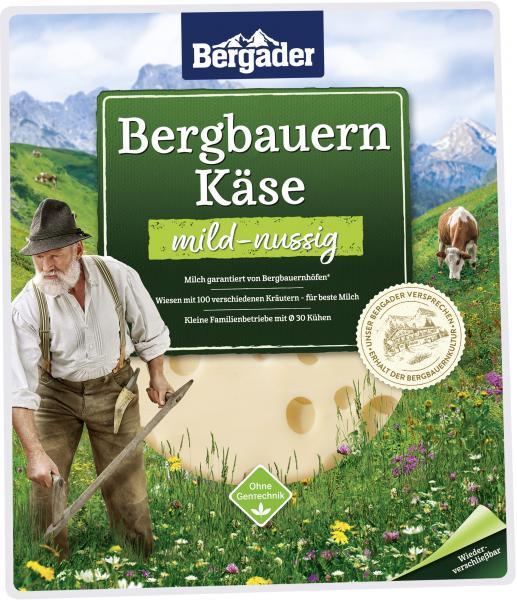 Bergader Bergbauern Käse mild-nussig