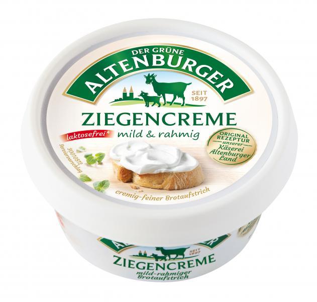 Der Grüne Altenburger Ziegenrahm mild & fein