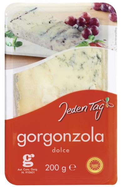 Jeden Tag Gorgonzola