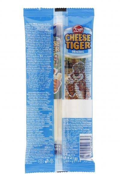 Zott Cheese Snack Original