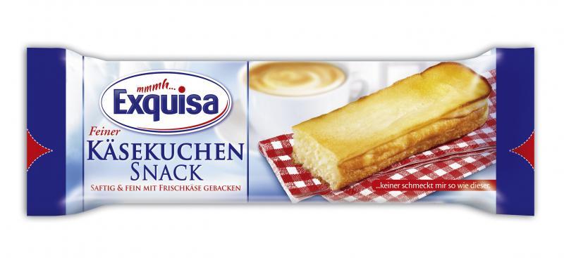 Exquisa kasekuchen snack kaufen
