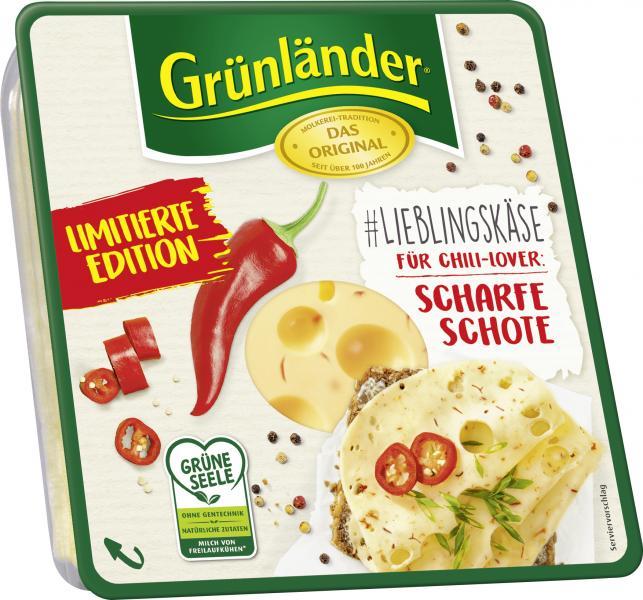 Grünländer Scharfe Schote