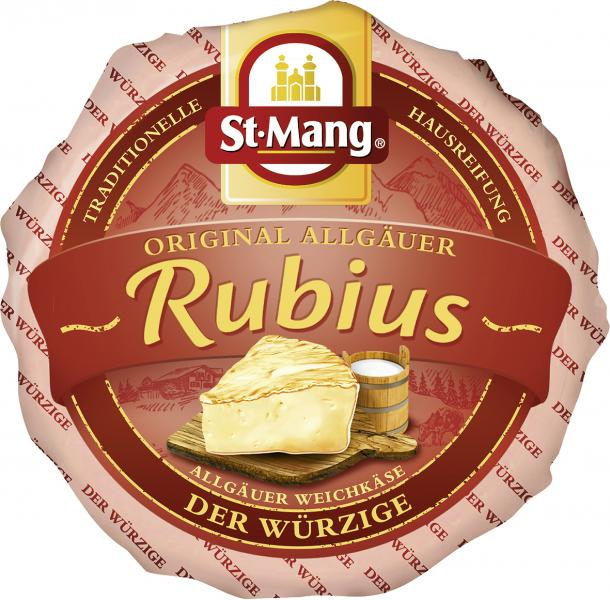 St. Mang Rubius Der Würzige