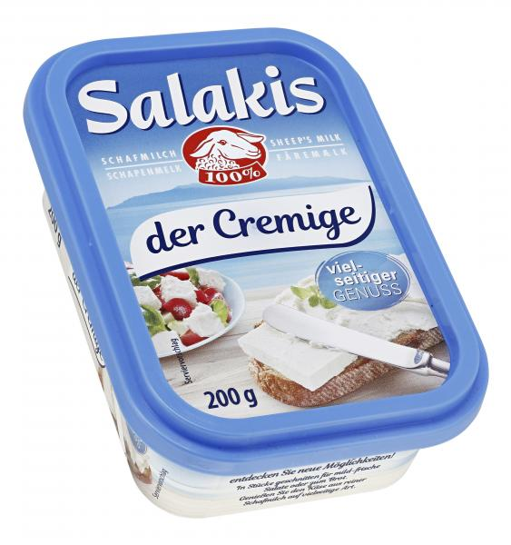Salakis Der Cremige Schafmilchkäse