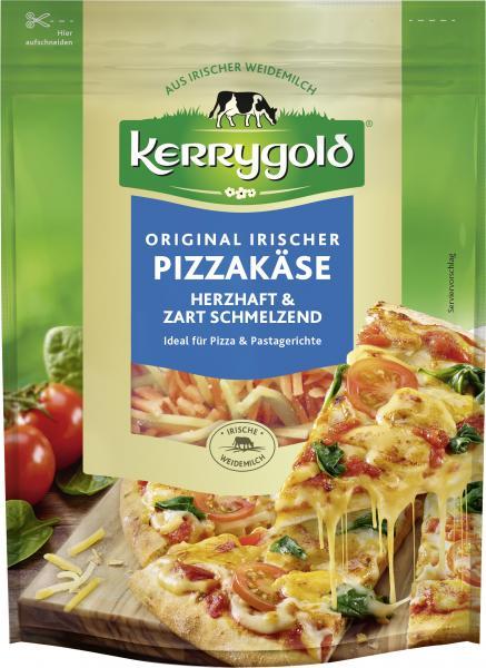Kerrygold Irischer Pizzakäse gerieben