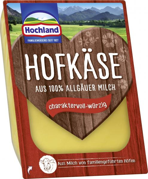 Hochland Hofkäse würzig