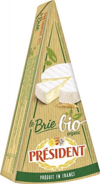 Président Le Brie Bio organic