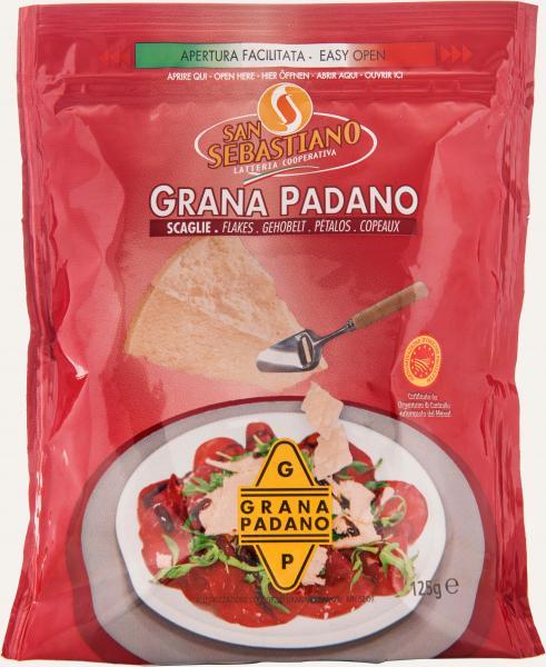 San Sebastiano Grana Padano Flakes