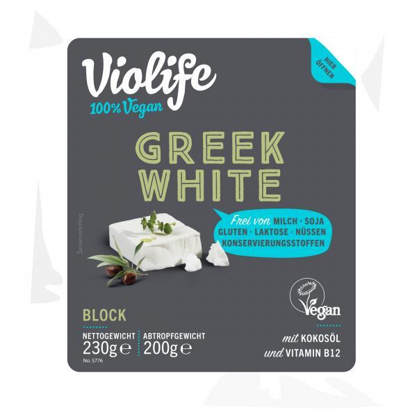 Violife Block Greek White