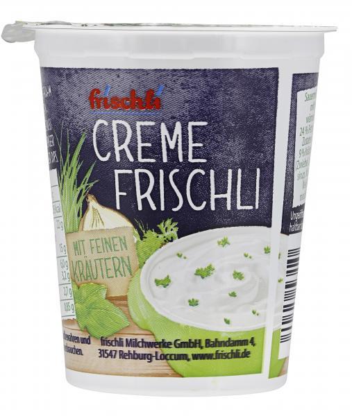 Frischli Creme Frischli mit feinen Kräutern