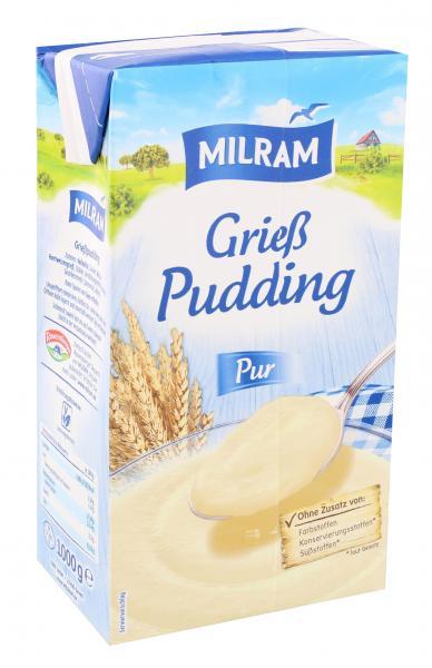 Milram Grießpudding Pur