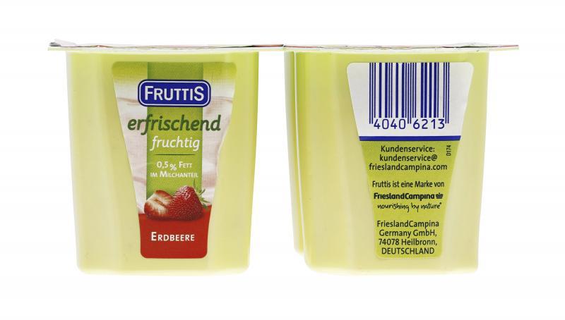 Fruttis Joghurt Erdbeere