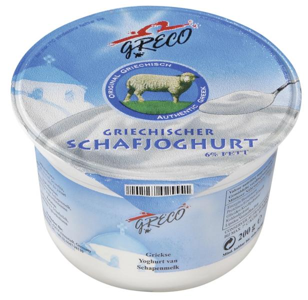 Greco Griechischer Schafjoghurt 6%
