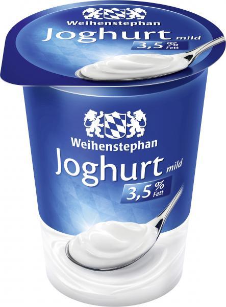 Weihenstephan Joghurt mild 3,5%