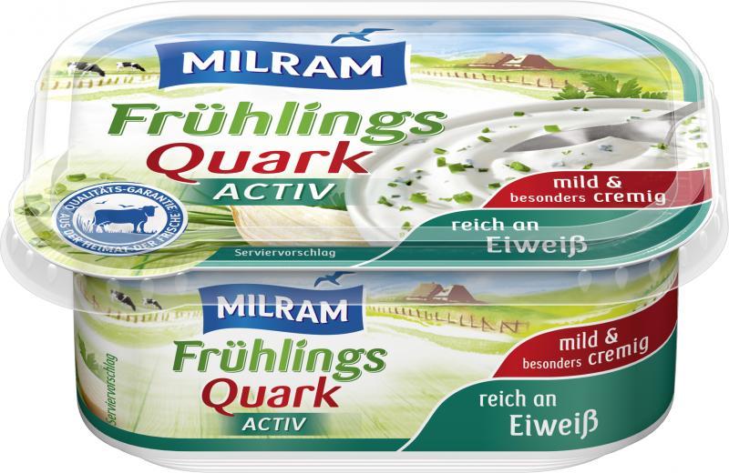 Milram Frühlingsquark Activ