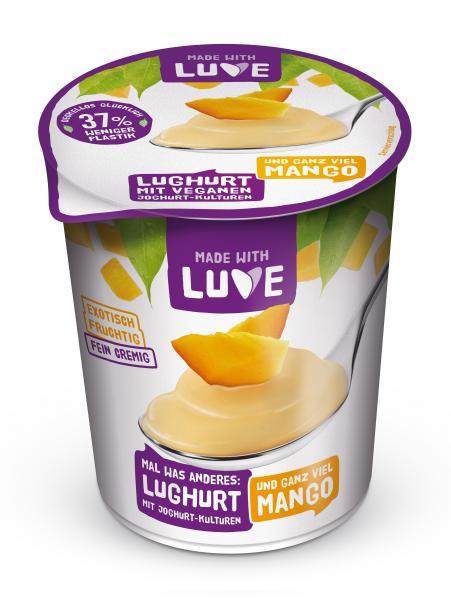 Made with Luve Lughurt Mango