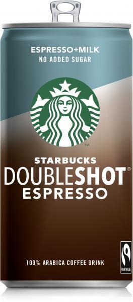 Starbucks DoubleShot Espresso No added sugar