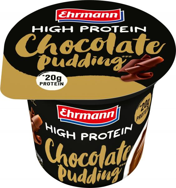 Ehrmann High Protein Pudding Schoko