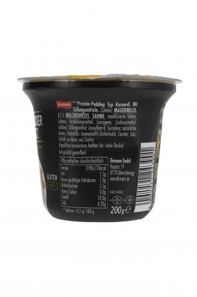 Ehrmann High Protein Pudding Karamell
