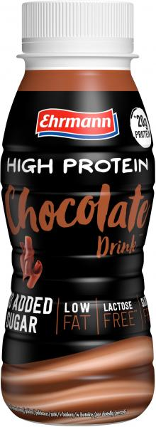 Ehrmann High Protein Drink Schoko