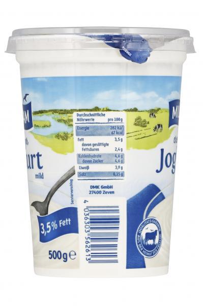 Milram Naturjoghurt mild 3,5%