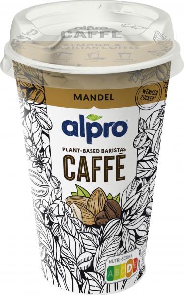 Alpro Caffee Brasilianischer Kaffee & Mandel