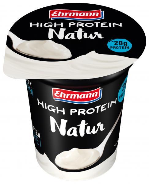Ehrmann High Protein Natur Quark