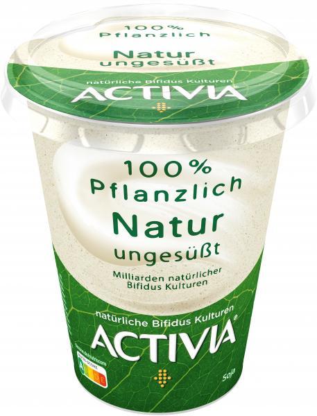Danone Activia 100% Pflanzlich natur