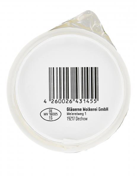Gläserne Molkerei Bio Buttermilchdrink Zitrone