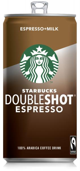Starbucks DoubleShot Espresso & Milk