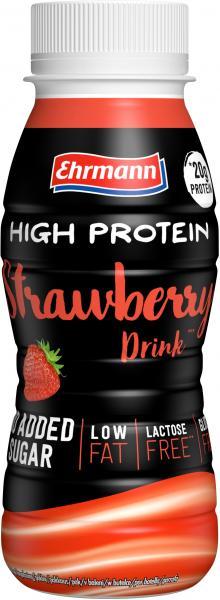 Ehrmann High Protein Drink Strawberry