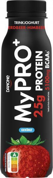 Danone MyPro+ Protein Trinkjoghurt Erdbeer-Himbeer