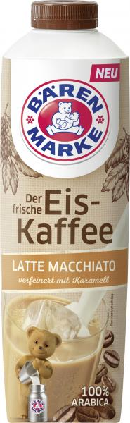 Bärenmarke Eiskaffee Latte Macchiato