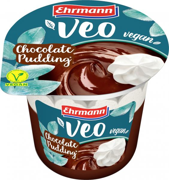 Ehrmann Veo Vegan Chocolate Pudding
