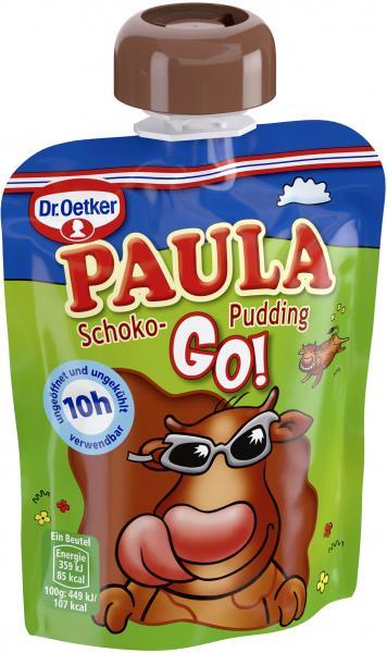Dr. Oetker Paula GO! Schokoladenpudding