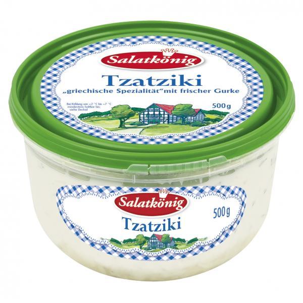 Salatkönig Tzatziki