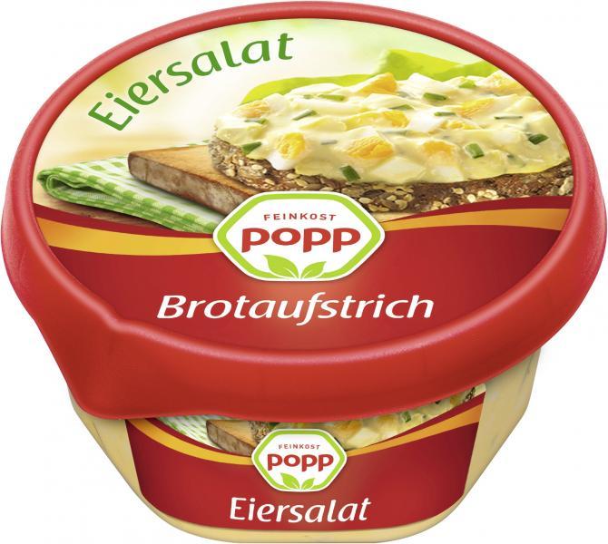 Popp Brotaufstrich Eiersalat