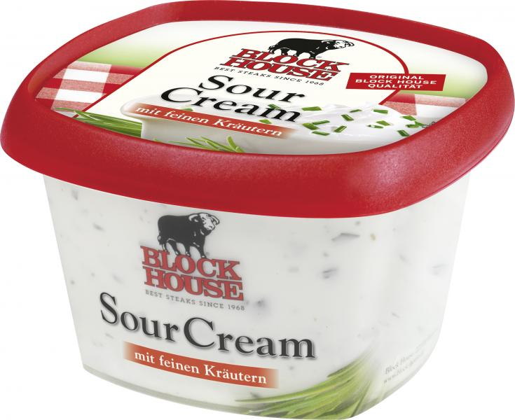 Block House Sour Cream