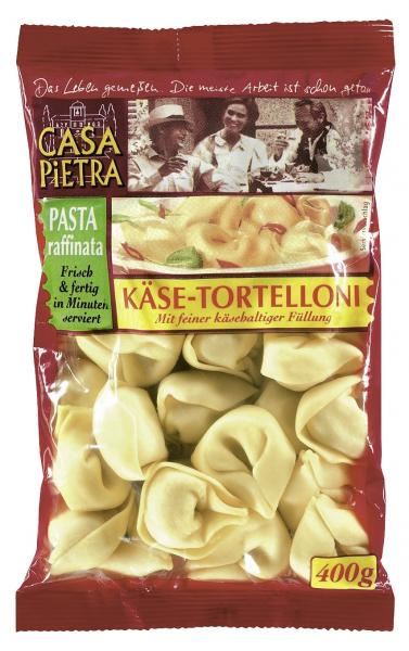 Casa Pietra Käse-Tortelloni