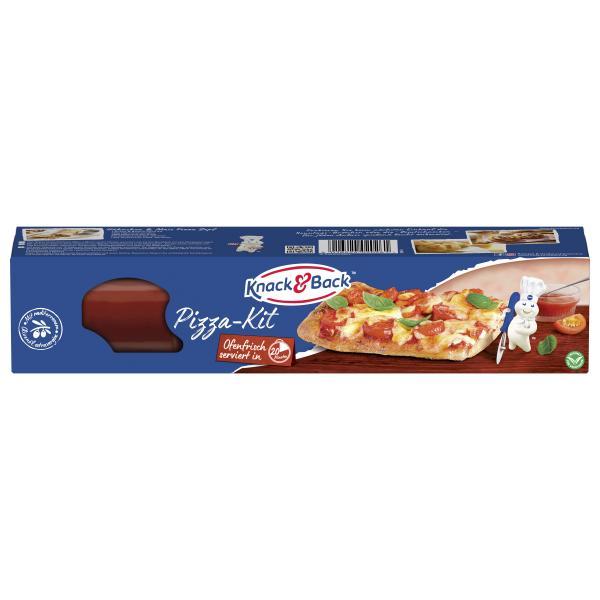 Knack & Back Pizza Kit